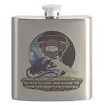 Natures Ninjas Defined Flask
