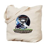 Natures Ninjas Defined Tote Bag