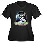 Natures Ninjas Defined Plus Size T-Shirt