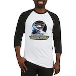 Natures Ninjas Defined Baseball Jersey