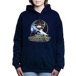 Natures Ninjas Defined Women's Hooded Sweatshirt