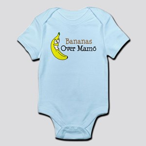 Bananas Over Mamo Body Suit