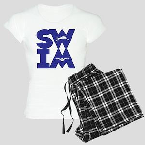 SWIM BLOCK Women's Light Pajamas