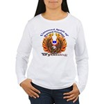 S.I. Untamed Spirit on Women's Long Sleeve T-Shirt