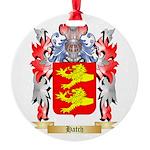 Hatch Round Ornament