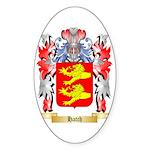 Hatch Sticker (Oval 50 pk)