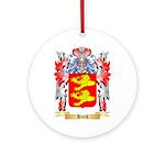Hatch Ornament (Round)