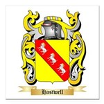 Hastwell Square Car Magnet 3