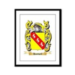 Hastwell Framed Panel Print