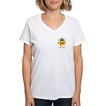 Hastings Women's V-Neck T-Shirt