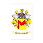Hastings Sticker (Rectangle 50 pk)