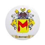 Hastings Ornament (Round)