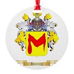 Hasting Round Ornament