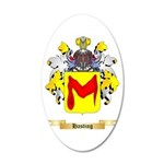 Hasting 20x12 Oval Wall Decal