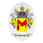 Hasting Ornament (Oval)