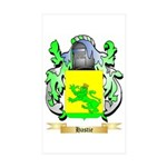 Hastie Sticker (Rectangle 50 pk)