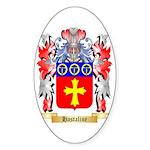 Hastaline Sticker (Oval 50 pk)