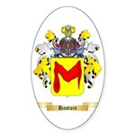 Hastain Sticker (Oval 50 pk)