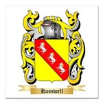 Hasswell Square Car Magnet 3
