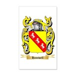 Hasswell 20x12 Wall Decal