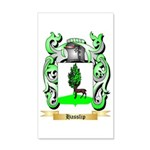 Hasslip 35x21 Wall Decal