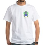 Hassey White T-Shirt