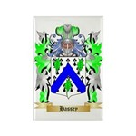 Hassey Rectangle Magnet (100 pack)