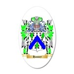 Hassey 20x12 Oval Wall Decal