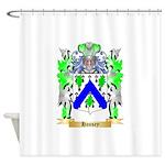 Hassey Shower Curtain