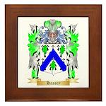 Hassey Framed Tile