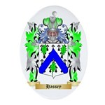 Hassey Ornament (Oval)