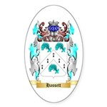 Hassett Sticker (Oval 50 pk)