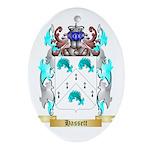 Hassett Ornament (Oval)