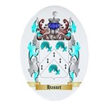 Hasset Ornament (Oval)