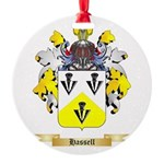 Hassell Round Ornament