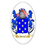 Hasse Sticker (Oval 50 pk)
