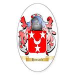 Hassard Sticker (Oval 50 pk)