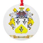 Hassall Round Ornament