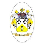 Hassall Sticker (Oval 10 pk)