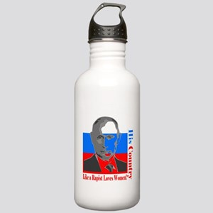 Putin Loves Country Ra Stainless Water Bottle 1.0L