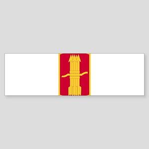 197th Field Artillery Brigade Bumper Sticker