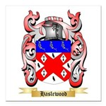 Haslewood Square Car Magnet 3