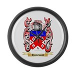 Haslewood Large Wall Clock