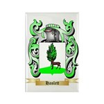 Haslett Rectangle Magnet (100 pack)