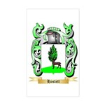 Haslett Sticker (Rectangle)