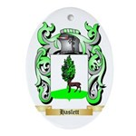 Haslett Ornament (Oval)