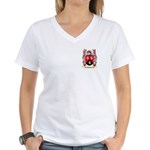 Haslam Women's V-Neck T-Shirt