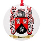 Haslam Round Ornament