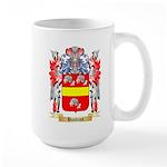 Haskins Large Mug