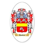 Haskin Sticker (Oval 10 pk)